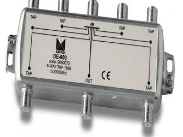 Dérivation Antennes