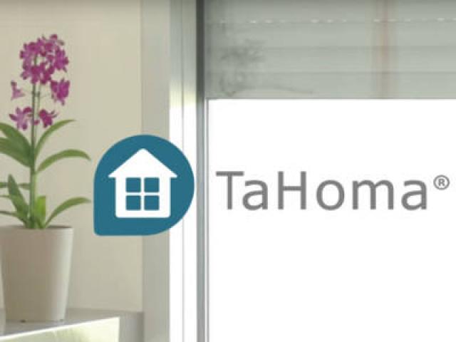 La maison connectée avec TaHoma